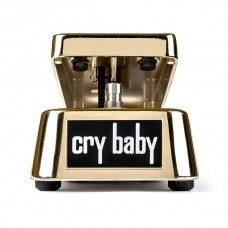 DUNLOP GCB95G 50TH ANNIVERSARY GOLD CRY BABY® WAH