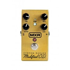 DUNLOP M77 MXR CUSTOM BADASS MODIFIED O.D