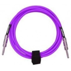 DIMARZIO EP1715SS INSTRUMENT CABLE 15ft (PURPLE)