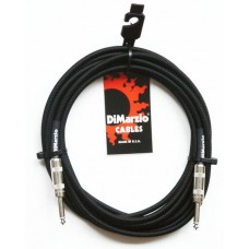 DIMARZIO EP1718SS INSTRUMENT CABLE 18ft (BLACK)