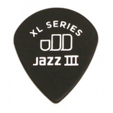 DUNLOP 498P1.35 TORTEX JAZZ III XL PLAYERS PACK 1.35
