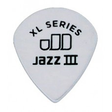 DUNLOP 498P1.5 TORTEX JAZZ III XL PLAYERS PACK 1.5
