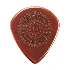 DUNLOP 520P1.4 PRIMETONE JAZZ III XL SCULPTED PLECTRA 1.4