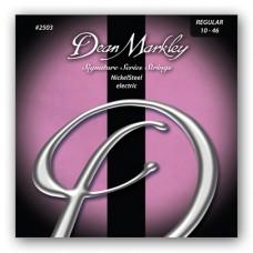 DEAN MARKLEY 2503 NICKELSTEEL ELECTRIC REG (10-46)