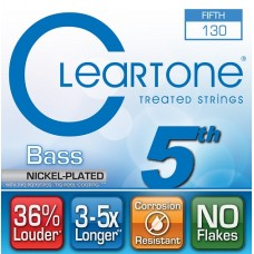 CLEARTONE 64-130 BASS NICKEL-PLATED 5TH STRING 130