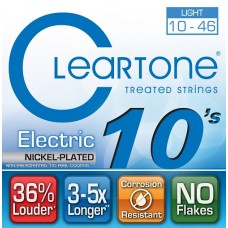 CLEARTONE 9410 ELECTRIC NICKEL-PLATED LIGHT 10-46