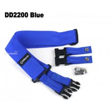 DIMARZIO DD2200 CLIPLOCK BLUE