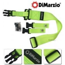 DIMARZIO DD2200 CLIPLOCK NEON GREEN