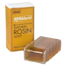 D`ADDARIO VR200 Natural Rosin Light