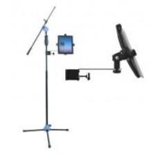 Микрофонная стойка мультифункциональная MS007-IPDS с держателем для IPAD
