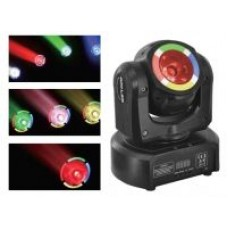 LED Голова New Light PL-95B 60W LED Moving Head Light with Ring