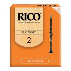 RICO Rico - RCA1220 - Bb Clarinet #2.0 - 12 Box;  3.0 - 12 Box