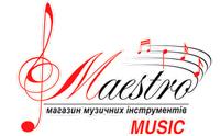 Магазин музыкальных инструментов Maestro - Music